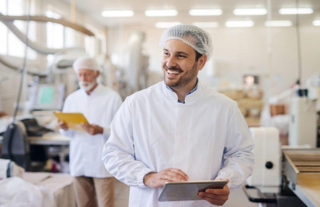Cómo hacer frente a los retos de la industria de Alimentación y Bebidas 1