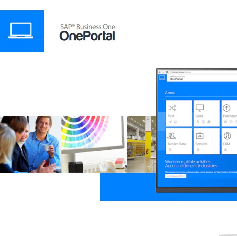 OnePortal, aplicación web para la industria de la Moda