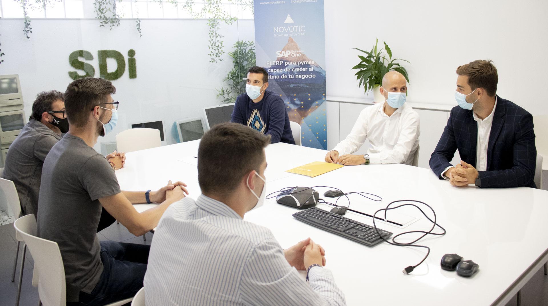 Novotic arranca el curso reforzando su plantilla de consultores y desarrolladores 1